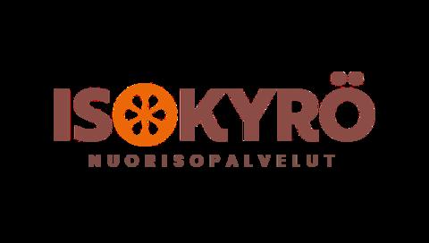 Isonkyrön nuorisopalveluiden logo